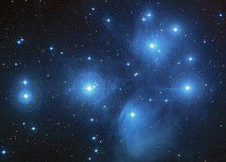 Pleiades asterism