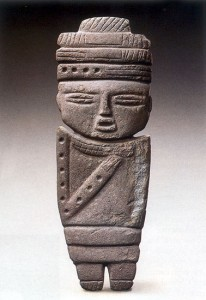 Chontal sculpture from Guerrero, Mexico