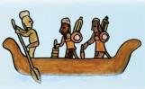 canoe mayan