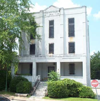 chester county jail- museum