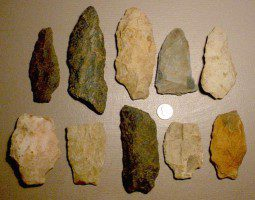 Indian Artifacts Found In Virginia Beach Area