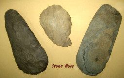stone-hoes