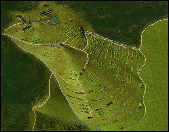 Possible Mayan Site Discovered In Georgia Mountains LostWorldsorg - Georgia map brasstown bald