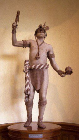Chief from Etowah Mounds