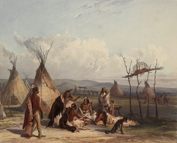 Dakota Sioux Once Lived in Georgia? | LostWorlds org