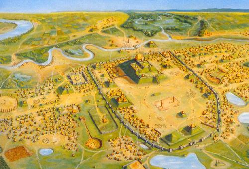 Toltecs and Cahokia
