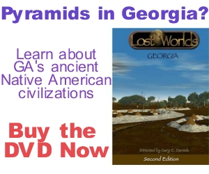 Lost Worlds: Georgia (DVD)