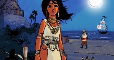 New Kids' Books Reveal Florida's Pocahontas