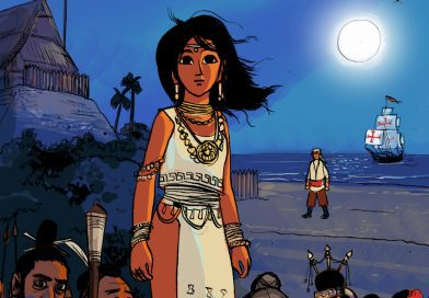 New Kids' Books Reveal Florida's Pocahontas