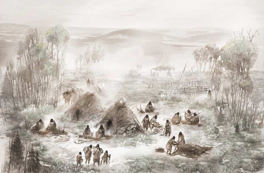 DNA Reveals New, Unknown Ancestors of Early Native Americans