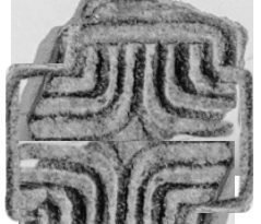 Another Mayan Glyph at Crystal River Site in Florida