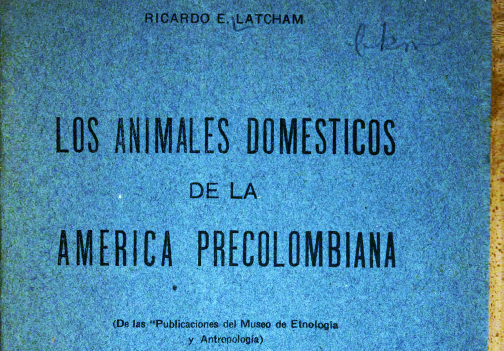 Latin American Collections Now Available in Digital Repository
