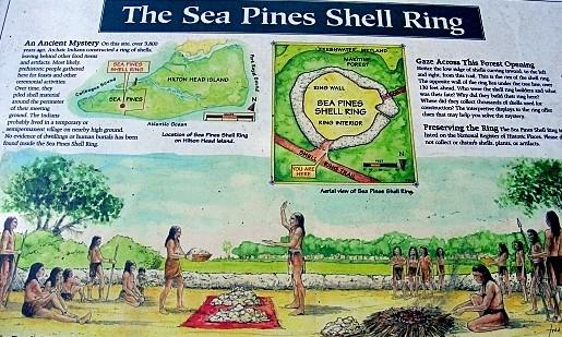 Sea Pines Shell Ring Trail