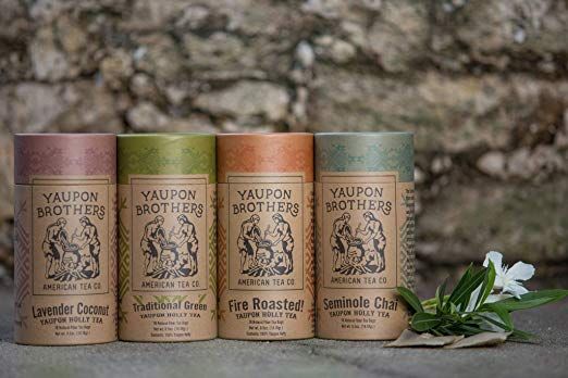 Yaupon Brothers Native American Tea